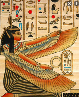 magie egyptienne mage